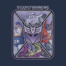 Transformers Decepticons Women's Sweatshirt - Navy
