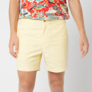 Polo Ralph Lauren Men's Classic Fit Prepster Shorts - Yellow Oxford