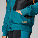 Myprotein Colour Block Windbreaker - Lagoon - XS