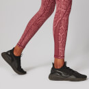 Myprotein Snake Print Leggings - Port - XS