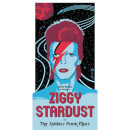 David Bowie - 'Ziggy Stardust' 12 x 24 Inches Limited Edition Screenprint by Brian Miller