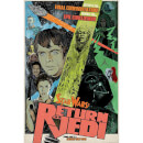 Star Wars: Return of the Jedi 'Final Confrontation' 16 x 24 Inches Limited Edition Lithograph Print by J.J. Lendl