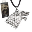 Game of Thrones Stark Sigil Pendant Costume Replica