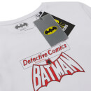 Batman 80th Anniversary Foes T-Shirt - White