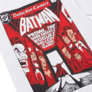 Batman 80th Anniversary Foes t-shirt - Wit