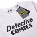 Batman 80th Anniversary Comics t-shirt - Wit