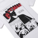 Batman 80th Anniversary 40s Legend t-shirt - Wit