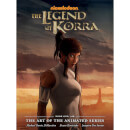 Dark Horse Legend of Korra The Legend of Korra Art of the TV Series Hardcover Book