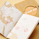 Pocket Sized Stamp Map
