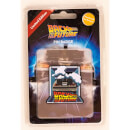 Back to the Future Limited Edition Enamel Pin Badge