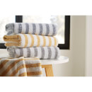 Christy Soho Stripe 4 Piece Towel Bale - Ocean