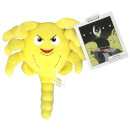 Kidrobot Alien Facehugger Soft Doll 7 Inch Plush