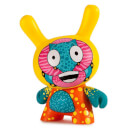 Kidrobot Dunny Emerging Artist Secure D: Codename Unknown 5 Inch Figure By Sekure