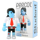 Kidrobot Peecol ST01 Student 3.5 Inch Figure Designed By Eboy