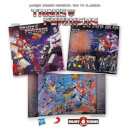 Hasbro Studios Presents '80s TV Classics: Music from The Transformers - Megatron Variant Vinyl