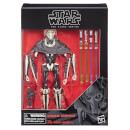 Hasbro Star Wars The Black Series 6 Inch General Grievous Figure