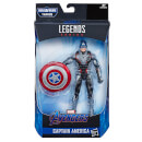 Hasbro – Marvel Legends Series – Figurine MCU à collectionner – Avengers : Endgame – Captain America – 15 cm