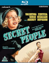 Secret People Blu-Ray