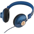 The House of Marley Positive Vibration 2.0 Headphones - Denim