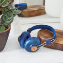 The House of Marley Positive Vibration Wireless Headphones - Denim