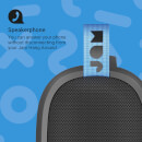 JAM Hang Around Speaker - Black