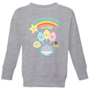 Hamsta Cotton Candy Dreams Kids' Sweatshirt - Grey