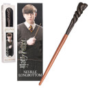 Neville Longbottom 30cm PVC Wand with Prismatic Bookmark