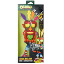 Figurine Support Chargeur Manette 20 cm Aku Aku Crash - Crash Bandicoot