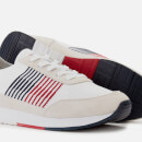 Tommy Hilfiger Men's Eva Knit Runner Trainers - White