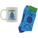 Mr. Grumpy Standard Mug and Socks