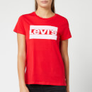 Levi's Women's The Perfect T-Shirt - Brilliant Red