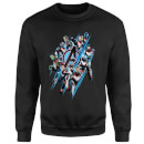 Avengers: Endgame Logo Team Sweatshirt - Black