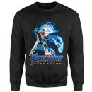 Sweat-shirt Avengers: Endgame Iron Man Suit Homme - Noir