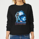 Sweat-shirt Avengers: Endgame Hawkeye Suit - Femme - Noir