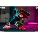 Unruly Industries Marvel Super Heroes in Sneakers PVC Statue Miles by Tracy Tubera 13 cm
