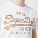 Superdry Men's Vintage Logo T-Shirt - Optic