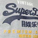 Superdry Men's Premium Goods Infill T-Shirt - Grey Marl