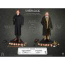 Big Chief Studios Sherlock Homes and Dr. John Watson (The Abiminable Bride) Boxed Set Édition Signature