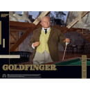 Big Chief Studios James Bond Auric Goldfinger (Goldfinger) First Edition