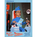 Big Chief Studios Thunderbirds Scott Tracy (International Rescue) Édition Limitée