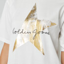 Golden Goose Deluxe Brand Women's Hoshi T-Shirt - White/Golden Star