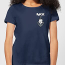 Popeye Anchor Women's T-Shirt - Navy