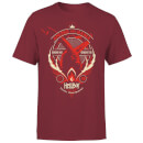 Hellboy Anung Un Rama Men's T-Shirt - Burgundy
