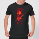 Hellboy Hail To The King Men's T-Shirt - Black