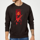 Hellboy Hail To The King Sweatshirt - Black