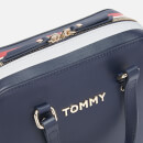 Tommy Hilfiger Women's Corporate Mini Trunk Bag - Navy
