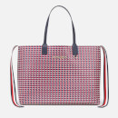 Tommy Hilfiger Women's Iconic Tote Bag - Monogram