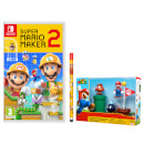 Super Mario Maker 2 Pack (Diorama Set)