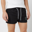 Superdry Men's Sorrento Pastel Swim Shorts - Black