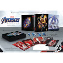 Avengers: Endgame - Steelbook 3D Exclusif Zavvi (Blu-ray 2D inclus) - Édition Collector